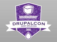 Drupalcon 2016 New Orleans