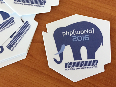 PHP World 2016 2016 event elephant php