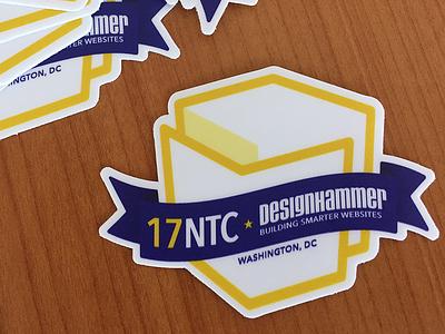 17NTC final sticker print sticker