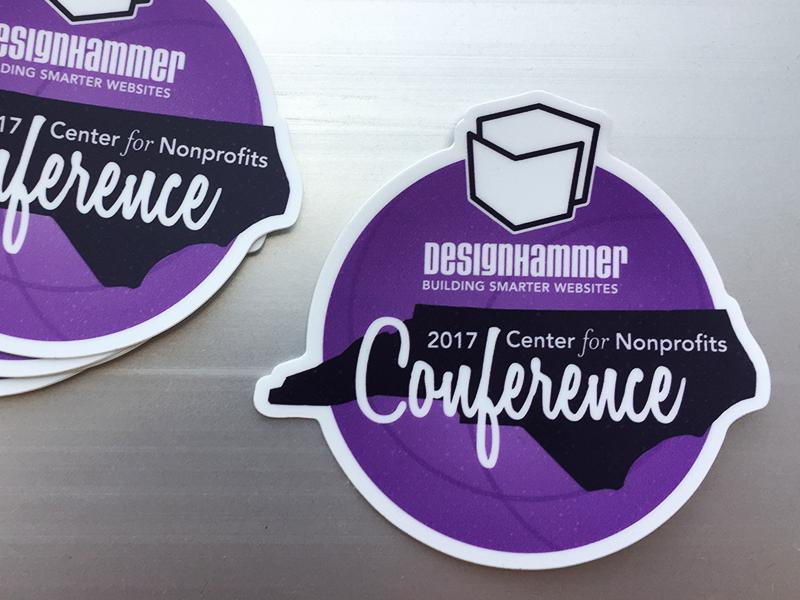 Nccnp conference sticker