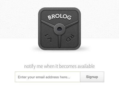 Brolog icon