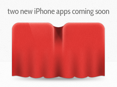 Two apps coming soon