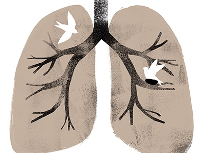 Lungsdrib