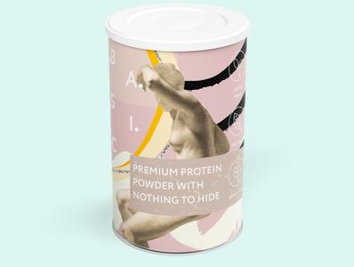 BASIC protein powder