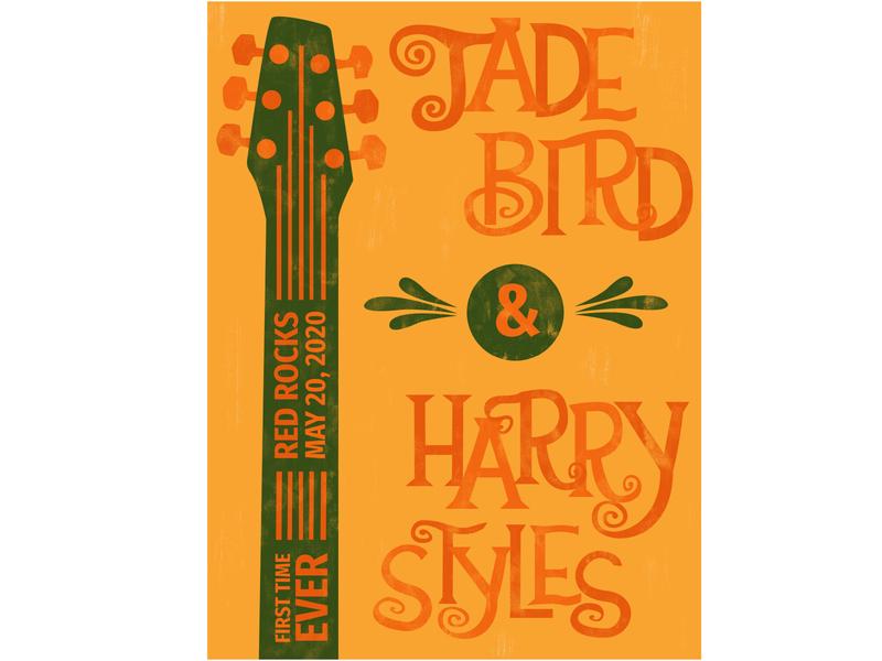 Dream Collabs 2 illustrator poster art music poster poster illustration procreate lettering handlettering design typography