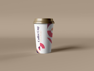 Coffee Cup Mockup photorealistic psdmockup psd product packaging branding creative modern clean mockups mockup tastype goodware