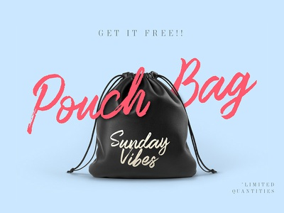 Sunday Vibes goodware typography tastype font lettering type