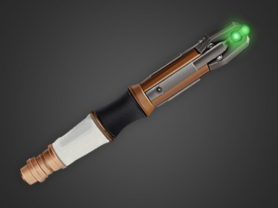Doctor Who Sonic Screwdriver doctor who sonic screwdriver bbc