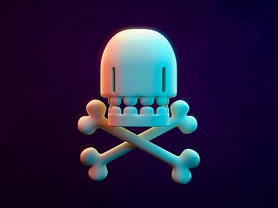 Jolly Roger 3D roger jolly