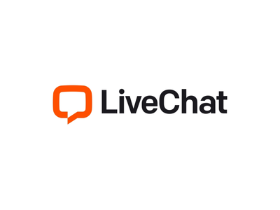 LiveChat New Logo vector gif dots message chat motion after effects animation logo design logo