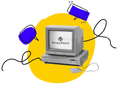 LiveChat for WordPress Website wordpress doodle loop pc commodore animation