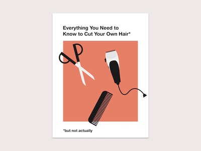 Everything You Need to Know to Cut Your Own Hair