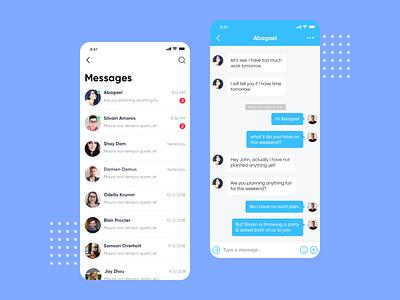 message ux app ui branding