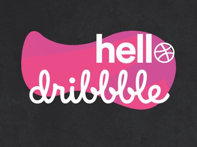 Finally, I'm on dribbble first shot