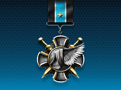 Medal for Air Units Killed