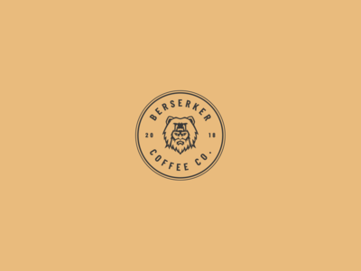 Berserker Coffee Logo