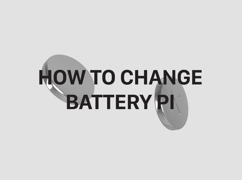 Change battery animation battery change