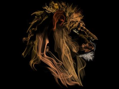 Lion Smoke lion smoke