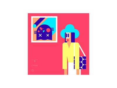 0426 flat illustration design