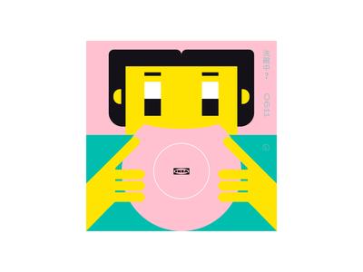 0611 illustration flat design