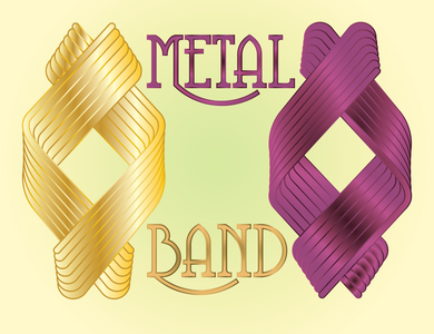 Bands Illustration
