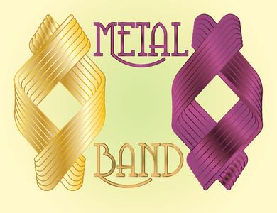 Bands Illustration