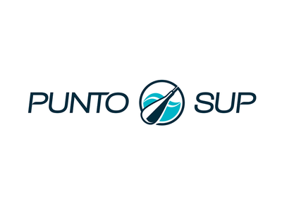 Punto Sup design brand logo