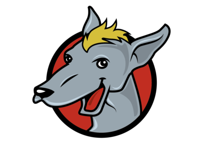 Perro peruano design vector illustration