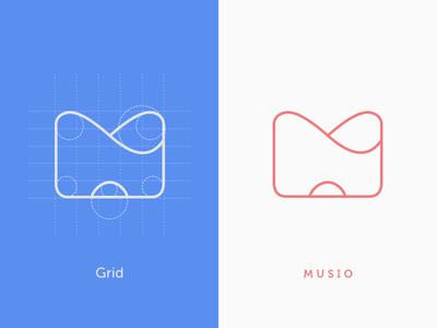 Music-related App Logo