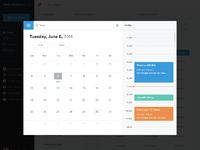 Rushtax calendar