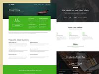 Refundo website redesign