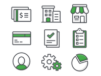 Categories Icon Suite