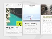Slow Magazine App