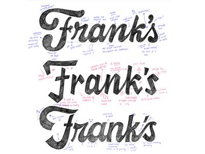 Frank's Logotype