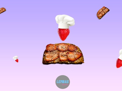 lembas banner design banner cafeteria cafe photoshop