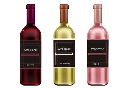Wine Etiquette/logo