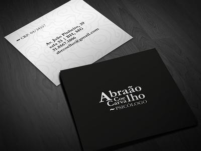 Abraão Coelho, psychologist