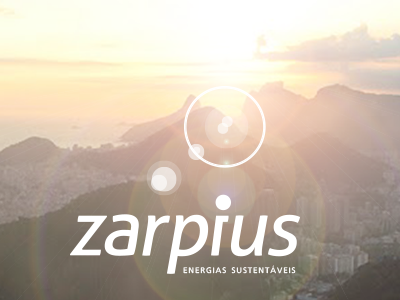 Zarpius Energy made in Rio energy rio identity
