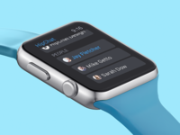 HipChat for Apple Watch