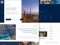Emaar Properties Website
