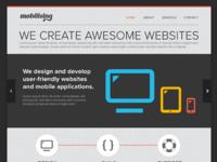 Responsive Website - Mobilising