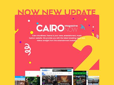Cairo - Newspaper & Magazine WordPress Theme magazine wordpress theme magazine luxury lifestyle instagram food fashion blog amp adsense