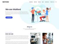 Watford - Creative Multi-Purpose WordPress Theme