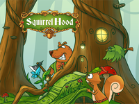 Squirrel hood game screen