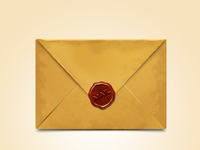 old mail icon