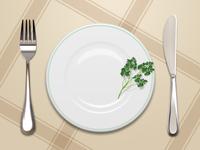 Restaurant - cutlery icon