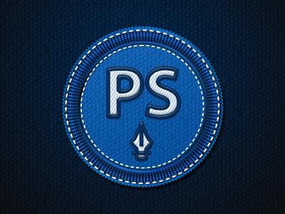 Photoshop badge photoshop badge icon psd decean nelutu