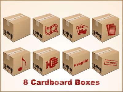 cardboard box png. cardboard box icons png