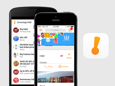 MappedIn Mobile App
