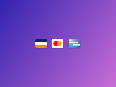 Credit cards american express dailyui mastercard visa payment money creditcards icons